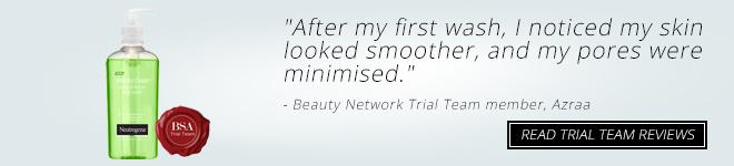 neutrogena pore & shine wash