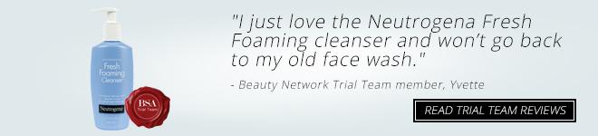 neutrogena fresh foaming cleanser