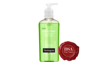 NEUTROGENA® Visibly Clear Pore & Shine Daily Wash Trial Team