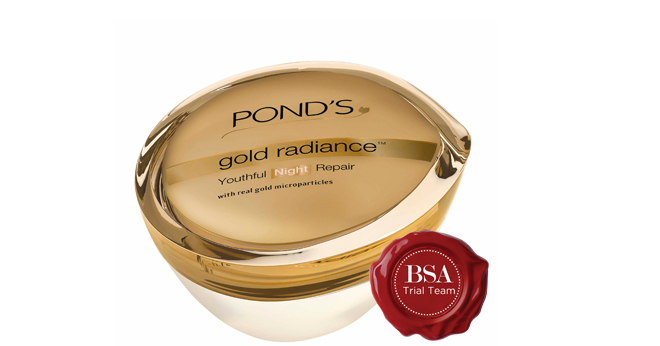 Pond's Gold Night Repair