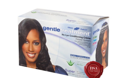 Gentle Treatment No-Lye Crème Relaxer Super