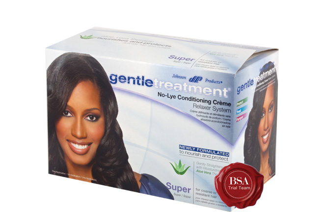 Gentle Treatment No-Lye Crème Relaxer Super