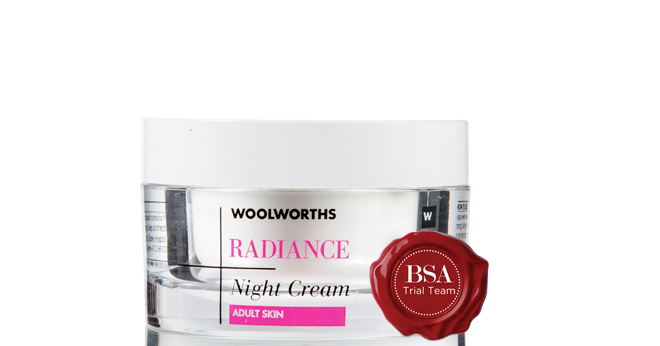 Radiance Night Cream