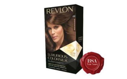 Revlon Luxurious Colorsilk Buttercream Trial Team