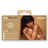 TanOrganic Tan Trilogy Try-Me Kit