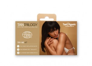 TanOrganic Tan Trilogy Try-Me Kit