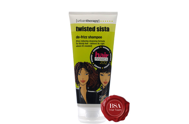 Twisted Sista De Frizz Shampoo