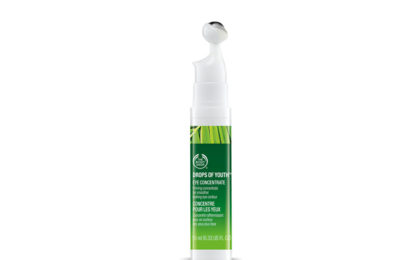 The Body Shop Nutriganics Drops of Youth Eye Concentrate