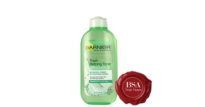 GarnierFresh Refining Toner