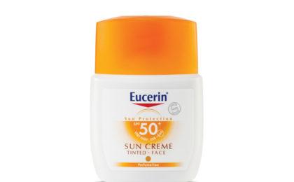 Eucerin Sun Crème Tinted SPF 50+