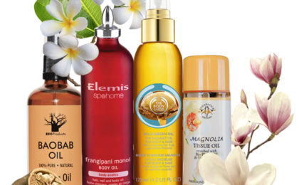 Why you should opt for body oils this summer