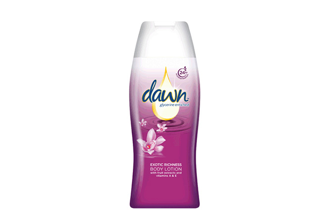 Dawn Exotic Richness Body Lotion