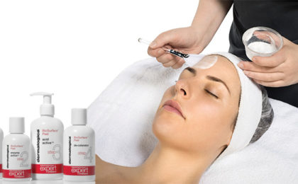 A chemical peel with no downtime?