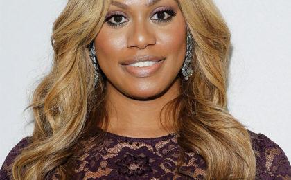 How to: Get Laverne Cox's voluminous curls