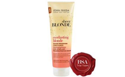 John Frieda SHEER BLONDE® Conditioner Trial Team