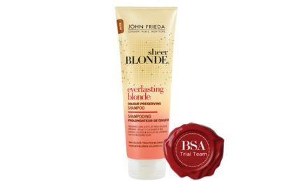 John Frieda SHEER BLONDE® EVERLASTING BLONDE COLOUR PRESERVING SHAMPOO