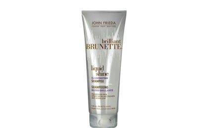 John Frieda Brilliant Brunette® Liquid Shine Illuminating Shampoo