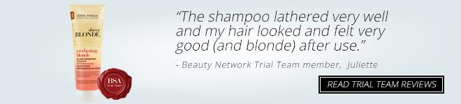 John Frieda Shampoo Trial Team