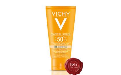 Vichy Capitol Soleil BB Tinted Velvety Cream SPF 50+