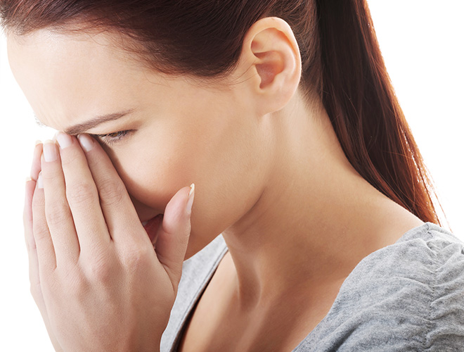 how can I control my allergies?