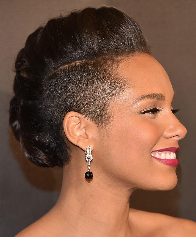 Best short hairstyles inspired by Alicia Keys & Jennifer Hudson ...