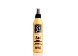 Long & Lasting anti-dandruff braid spray
