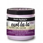 Curl La La Defining Curl Custard