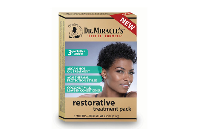 Dr. Miracle's Restorative Treatment Pack