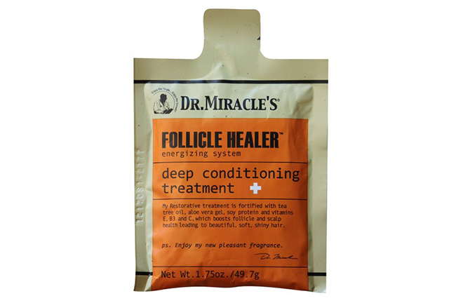 Dr Miracles Follicle Healer Deep Conditioning Treatment