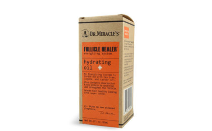 Dr. Miracle's Follicle Healer Hydrating Oil