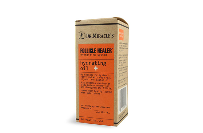 Dr Miracles Follicle healer Hydrating Oil