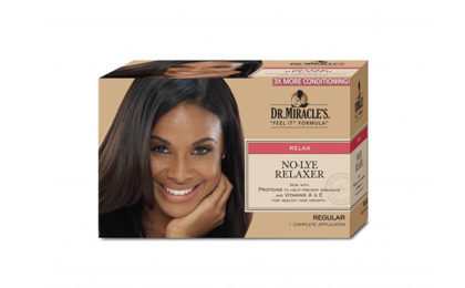 Dr. Miracle's No-Lye Relaxer Regular