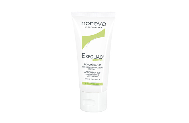 Noreva Exfoliac Acnomega 100 Keratoregulating Matifying Care