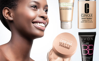 Find your perfect foundation formula