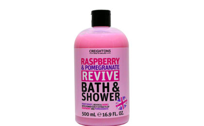 Creightons Raspberry & Pomegranate Bath & Shower