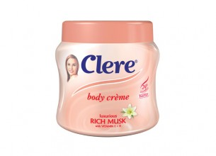 Clere Body Creme