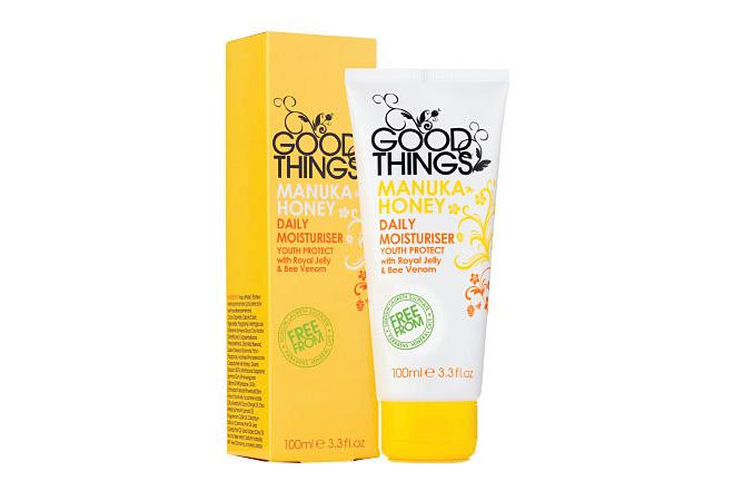 Good Things Manuka Honey Daily Moisturiser Youth Protect