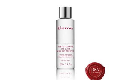 Elemis White Flowers Eye & Lip Make-up Remover