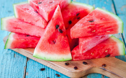 Five ways with watermelon