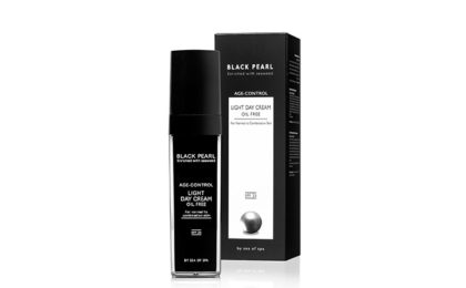 Black Pearl SPF25 Light Day Cream