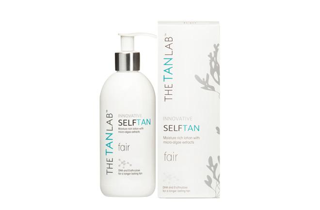 The Tan Lab Innovative Self Tan For Fair Skin