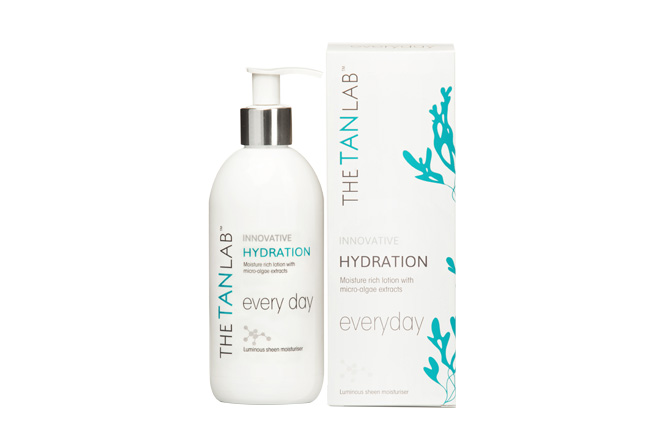 The Tan Lab Hydration Lotion