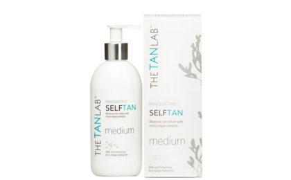 The Tan Lab Innovative Self Tan For Medium Skin