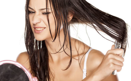 6 Ways you're damaging your hair without even knowing it