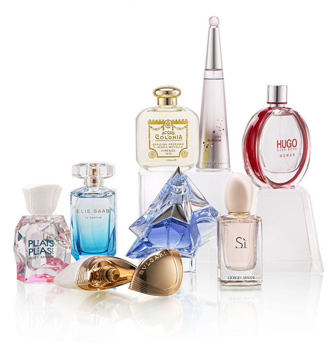 Female-fragrances
