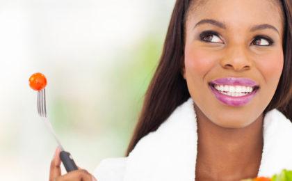 The healthy hair diet