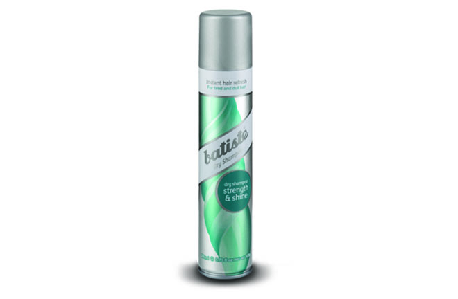 Batiste Nourish Strength & Shine Dry Shampoo
