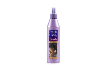 Dark and Lovely Braids Conditioning Spray
