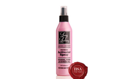Long & Lasting Moisturising Activator Spray