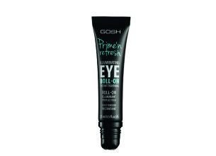 GOSH Prime'n Refresh Illuminating Eye Roll-On Primer